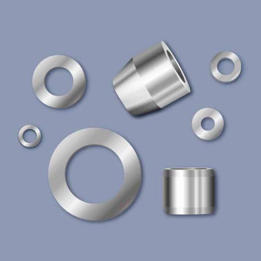 Style K35 Die Formed Rings