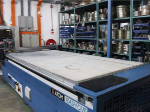 Soft Cut Laser Cutting Machine